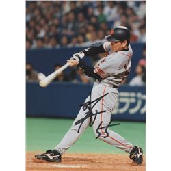 Hideki Matsui Signed Yankees 8x10 Photo (PSA COA)