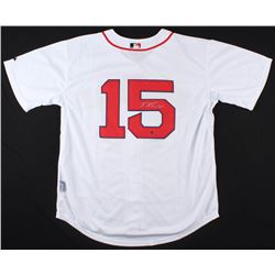 Dustin Pedroia Signed Red Sox Jersey (Steiner COA)