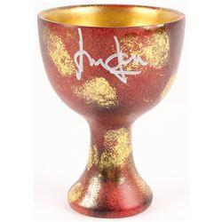 "Harrison Ford Signed ""Indiana Jones and the Last Crusade"" Holy Grail Replica (Radtke COA)"