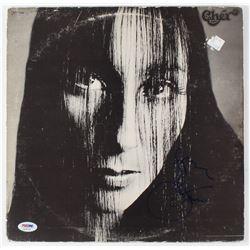 "Cher Signed ""Gypsies, Tramps  Thieves"" Vinyl Record Album Cover (PSA COA)"