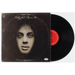 "Billy Joel Signed ""Piano Man"" Vinyl Record Album (Beckett COA)"