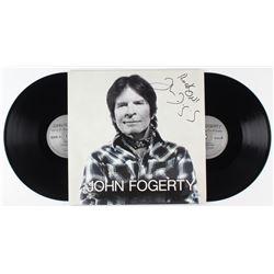 "John Fogerty Signed ""Wrote a Song for Everyone"" Vinyl Record Album Inscribed ""Rock On!"" (Beckett COA"