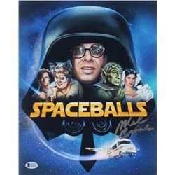 "Mel Brooks Signed ""Spaceballs"" 11x14 Photo (Beckett COA)"