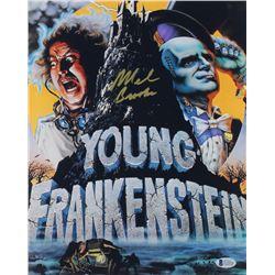 "Mel Brooks Signed ""Young Frankenstein"" 11x14 Photo (Beckett COA)"