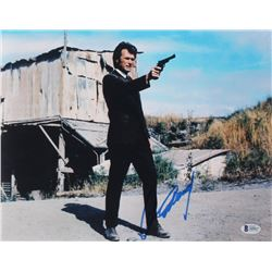"Clint Eastwood Signed ""Dirty Harry"" 11x14 Photo (Beckett LOA)"