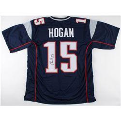 Chris Hogan Signed Patriots Jersey (JSA Hologram)