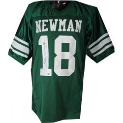 Eli Manning Signed Newman High School Jersey (Steiner COA)