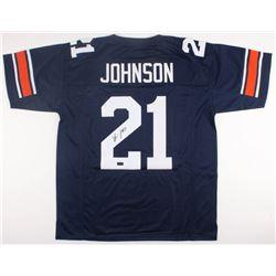 Kerryon Johnson signed Auburn Tigers Jersey (Radtke COA)