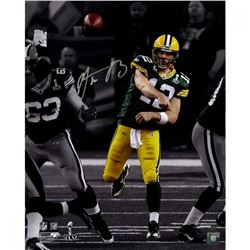 Aaron Rodgers Signed Packers 16x20 Photo (Steiner COA)