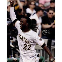 Andrew McCutchen Signed Pirates 16x20 Photo (MLB)