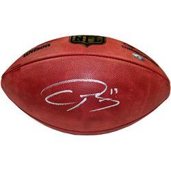 """Odell Beckham Jr. Signed """"The Duke"""" Official NFL Game Ball (Steiner COA)"""