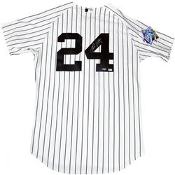 Tino Martinez Signed Yankees Jersey with 1999 World Series Patch (Steiner COA  MLB)