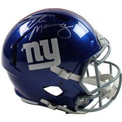 Eli Manning Signed Giants Full-Size Speed Helmet (Steiner COA)