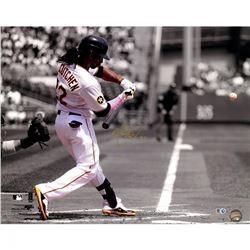 Andrew McCutchen Signed Pirates 16x20 Photo (MLB Hologram)