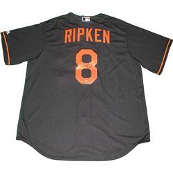 Cal Ripken Jr. Signed Orioles Jersey (Steiner COA)