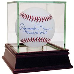 "Mariano Rivera Signed MLB Baseball Inscribed ""99 WS MVP"" (Steiner COA)"
