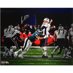 Brandon Graham Signed Eagles Super Bowl 52 16x20 Photo (Fanatics)
