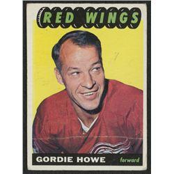 1965-66 Topps #108 Gordie Howe