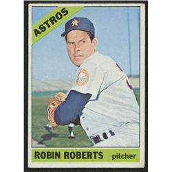 1966 Topps #530 Robin Roberts