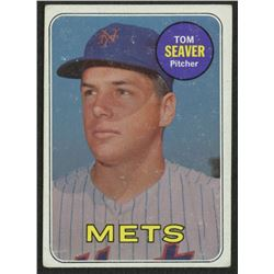 1969 Topps #480 Tom Seaver