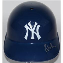 Ruben Sierra Signed Yankees Replica Full-Size Helmet (JSA COA)