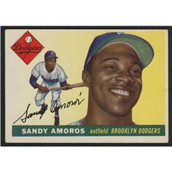1955 Topps #75 Sandy Amoros RC