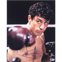 "Robert De Niro Signed ""Raging Bull"" 11x14 Photo (Beckett COA)"