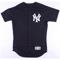 Justus Sheffield Yankees 2018 Game-Used Spring Training Jersey (Steiner  MLB Authentication)