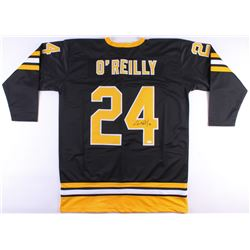 Terry O'Reilly Signed Bruins Jersey (JSA COA)