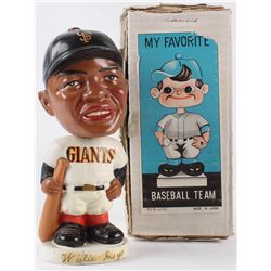 1962 Willie Mays Giants Bobblehead with Original Box