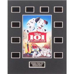 """Disney's 101 Dalmatians"" Limited Edition Original Film/Movie Cell Display"