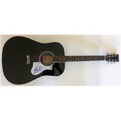 Brad Paisley Signed Full-Size Huntington Acoustic Guitar (PSA COA)