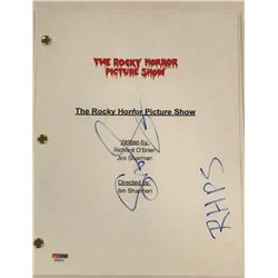 "Susan Sarandon Signed ""Rocky Horror Picture Show"" Full Movie Script Inscribed ""RHPS"" (PSA COA)"