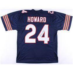 Jordan Howard Signed Bears Jersey (JSA Hologram)