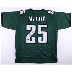 LeSean McCoy Signed Eagles Jersey (Radtke COA)