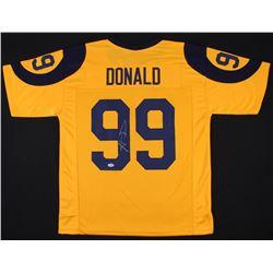 Aaron Donald Signed Rams Jersey (PSA COA)