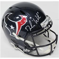 Deshaun Watson Signed Texans Full-Size Helmet (Beckett COA)