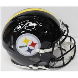 Le'Veon Bell Signed Steelers Full-Size Authentic On-Field Speed Helmet (JSA COA)