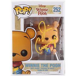 "Jim Cummings Signed ""Winnie The Pooh"" #252 Funko Pop! Vinyl Figure (PA COA)"