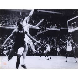John Havlicek Signed Celtics 11x14 Photo (JSA Hologram)