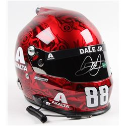 Dale Earnhardt Jr. Signed NASCAR Final Ride Limited Edition Full-Size Helmet (Dale Jr. Hologram)