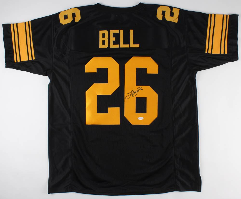 new concept 4c808 03fd3 Le'Veon Bell Signed Steelers Color Rush Jersey (JSA COA)