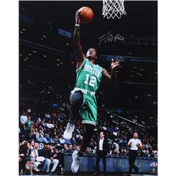 Terry Rozier Signed Celtics 16x20 Photo (JSA COA  Sure Shot Promotions)