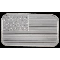 1 Ounce .999 Fine Silver Bullion Bar
