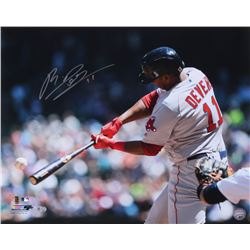 Rafael Devers Signed Red Sox 16x20 Photo (MLB Hologram)