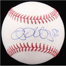 Jeremy Hellickson Signed OML Baseball (Beckett COA)