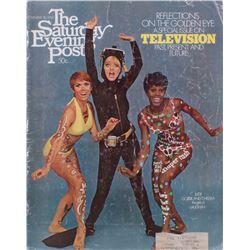 Vintage 1968 The Saturday Evening Post Magazine