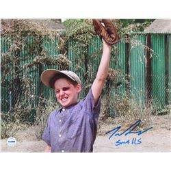 "Tom Guiry Signed ""The Sandlot"" 11x14 Photo Inscribed ""Smalls"" (Fiterman Hologram)"