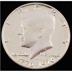 1976-S Kennedy Bicentennial Half-Dollar