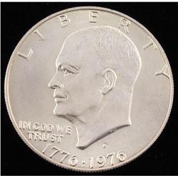 """Eisenhower """"Ike"""" Bicentennial $1 Dollar Coin"""
